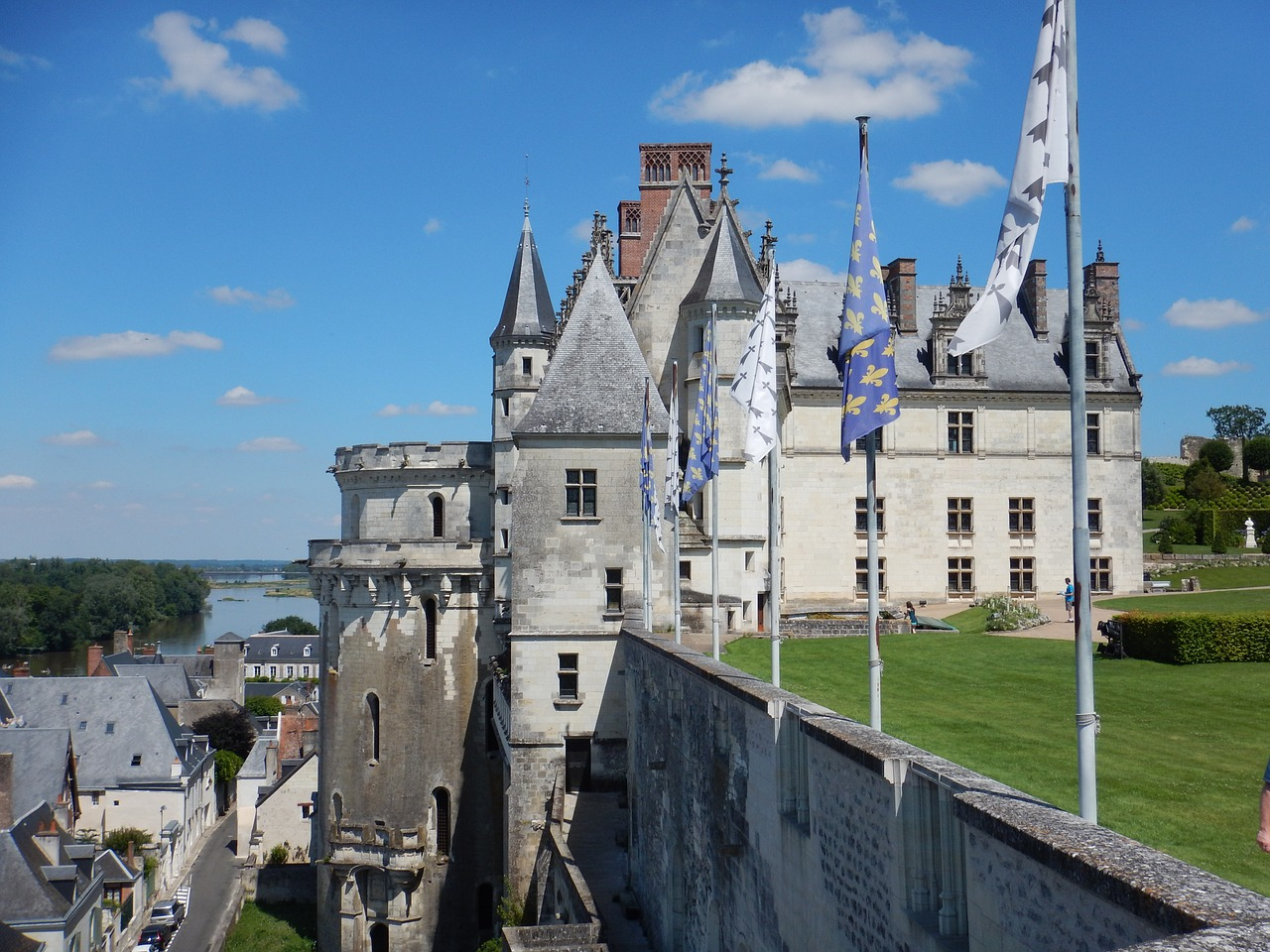 Guide gay Amboise