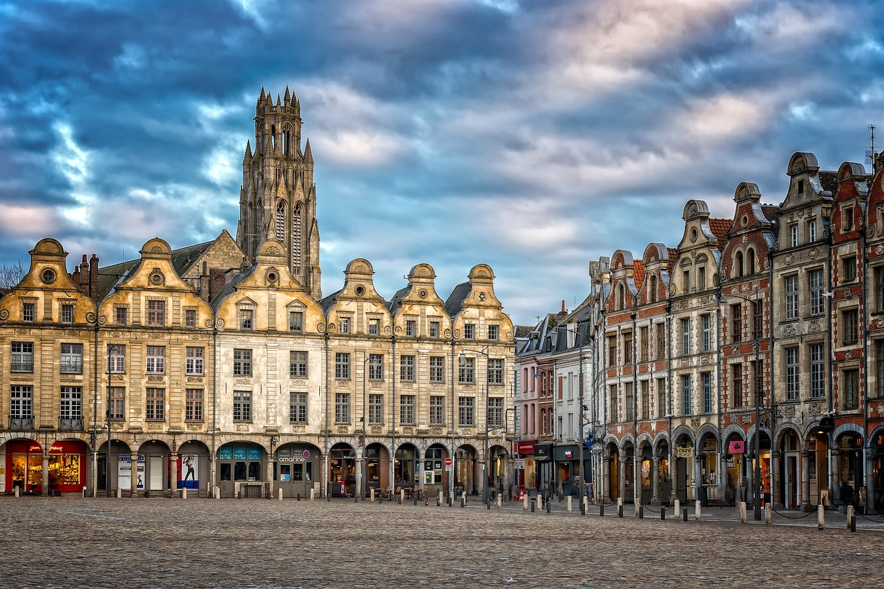 Guide gay d'Arras