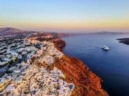 Les meilleures croisières des îles grecques