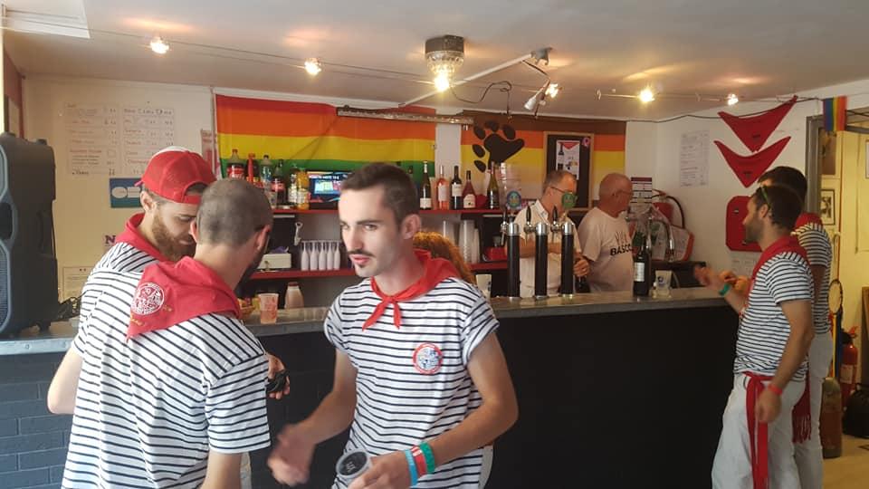 Scène gay de Bayonne