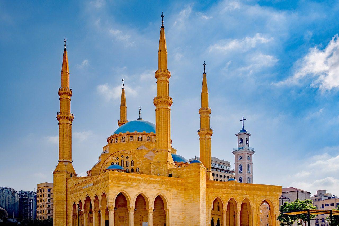 Beyrouth : ville festive