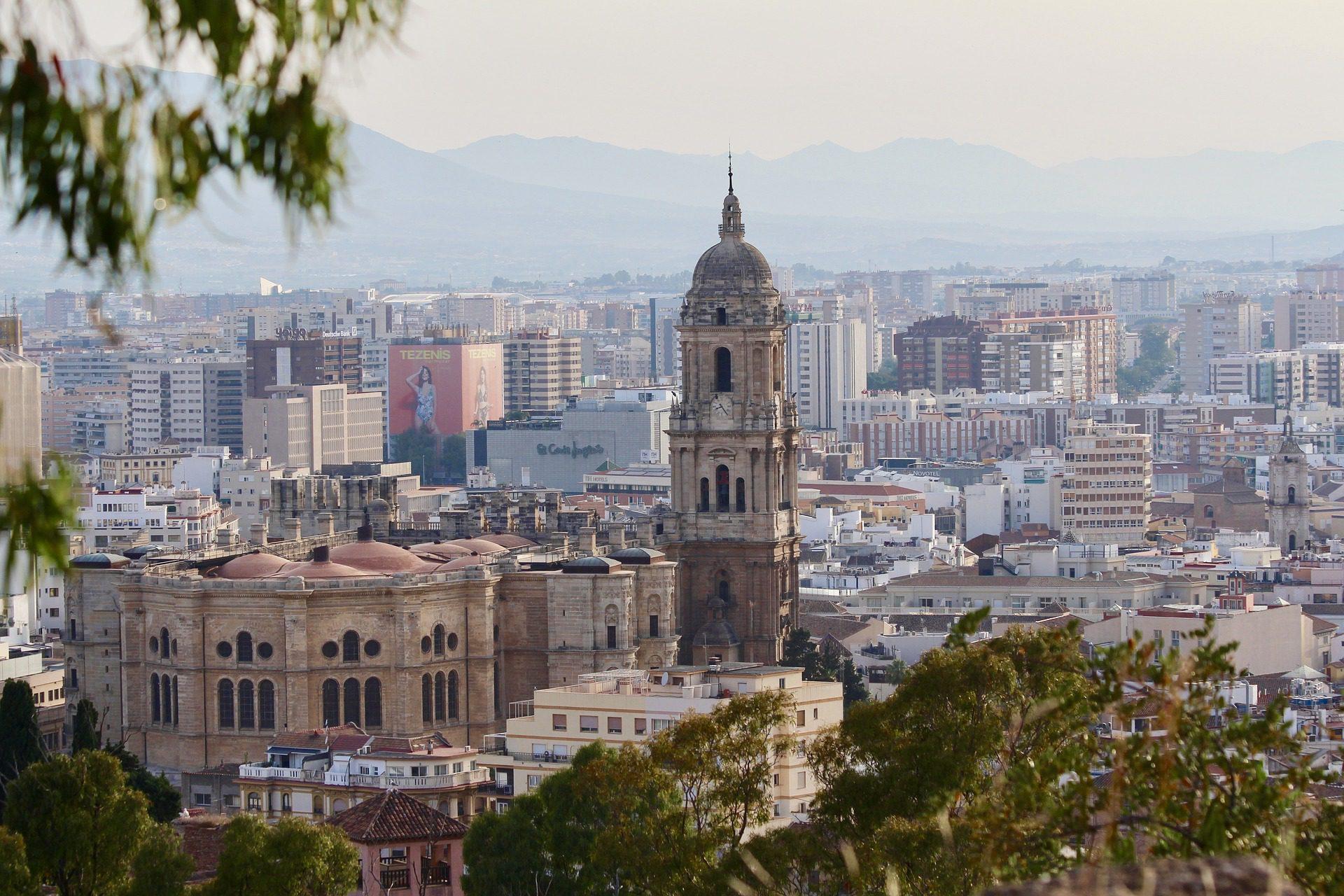 Cathédrale l'Incarnation de Malaga