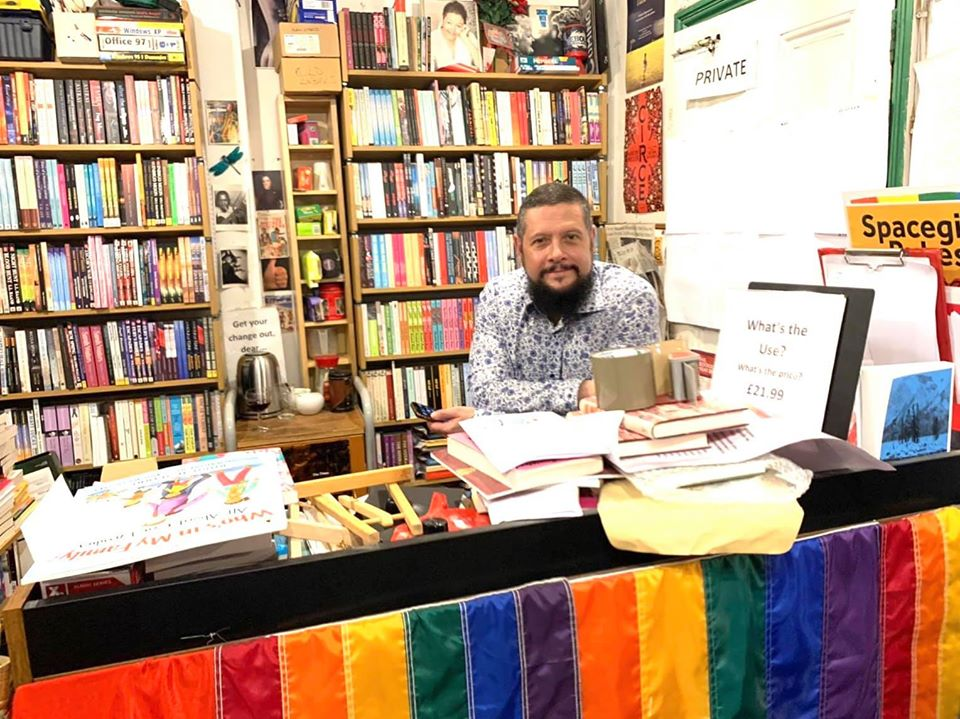 Gay's the Word Bookshop, Londres