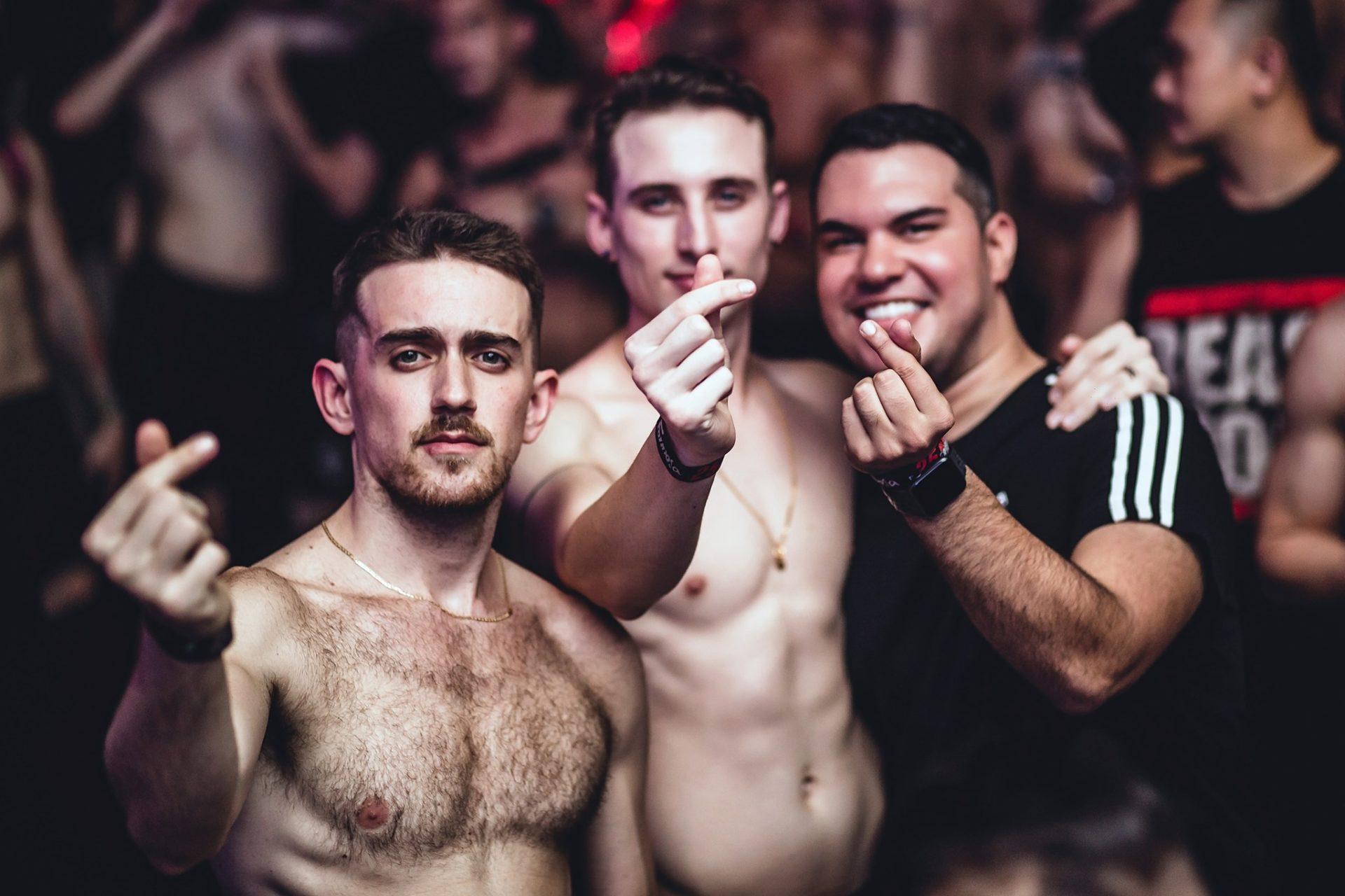La scène gay de Taïwan