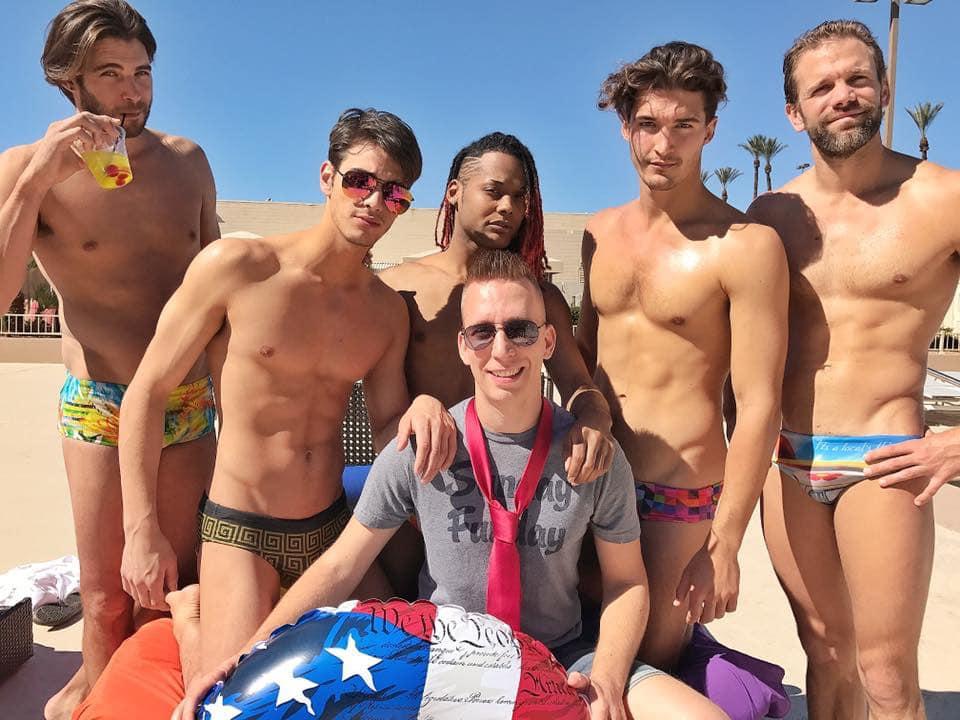 Les événements gay de Las Vegas