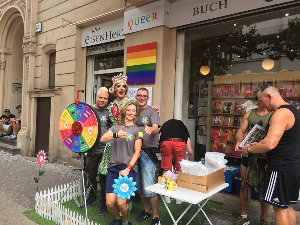 Prinz Eisenherz Buchladen, Berlin
