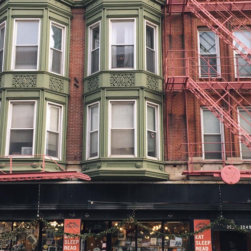Unabridged Bookstore, Chicago