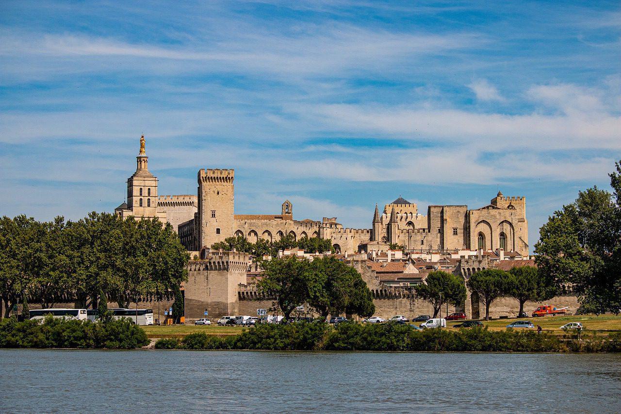 Visitez le Palais des Papes à Avignon
