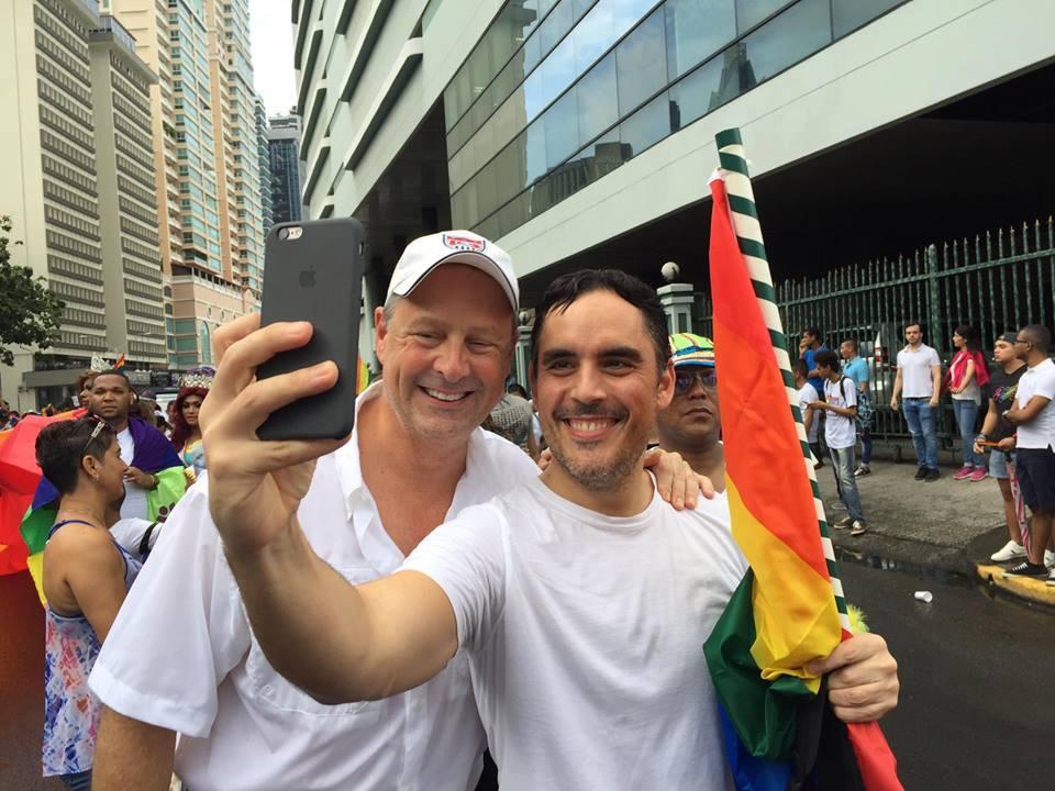 Le gay de Panama City