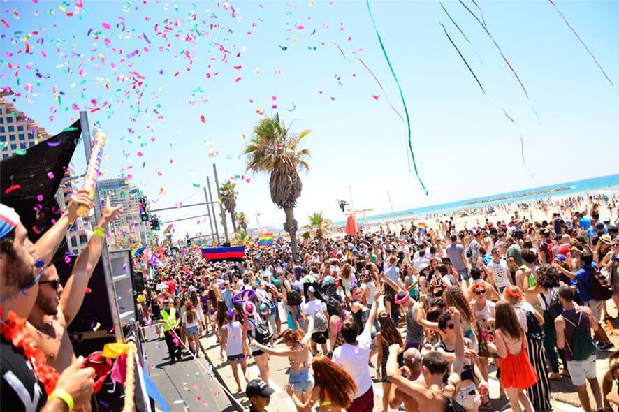 Gay Pride de Tel-Aviv