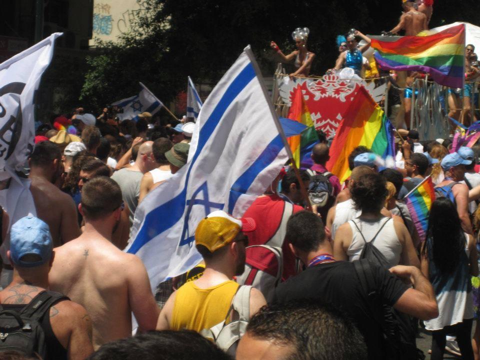 L'homosexualité à Tel-Aviv