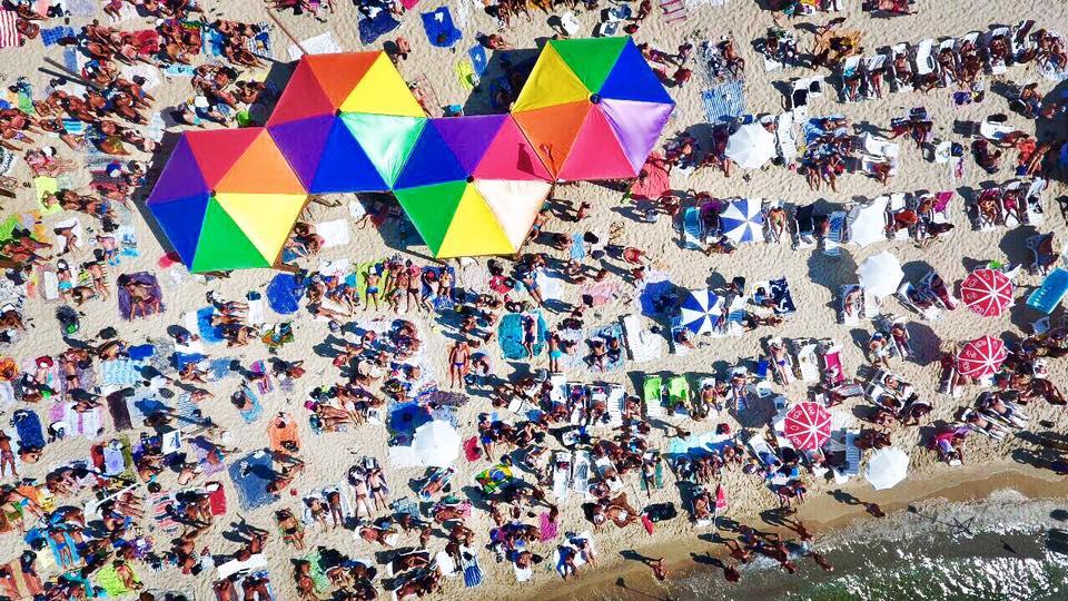 Les plages gay de Tel Aviv