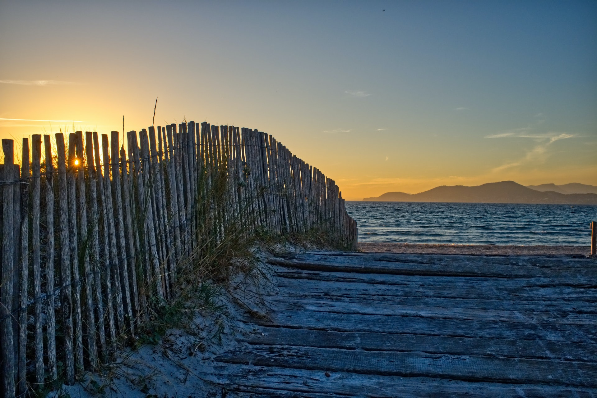 Les plages de Toulon