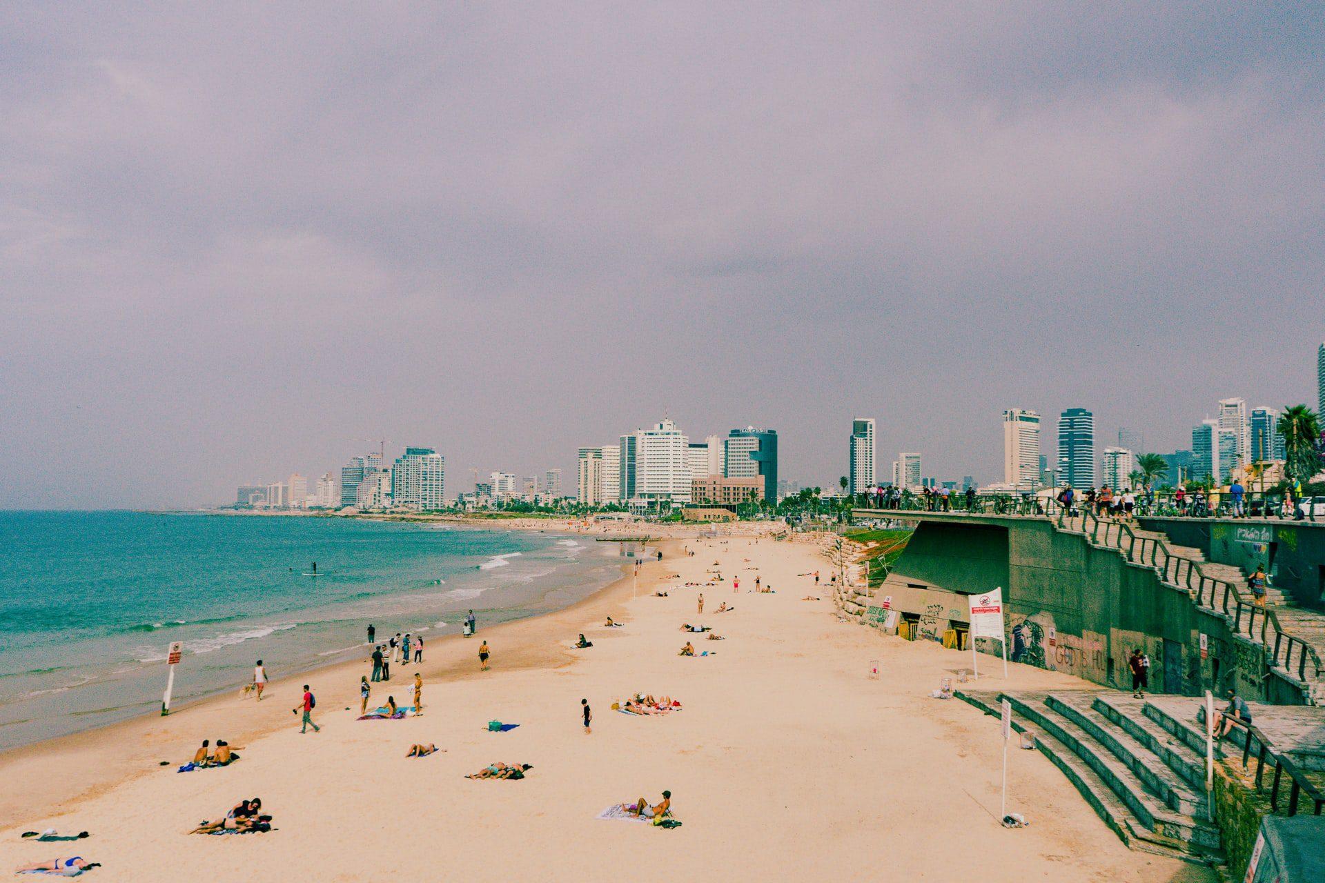 Plages de Tel-Aviv