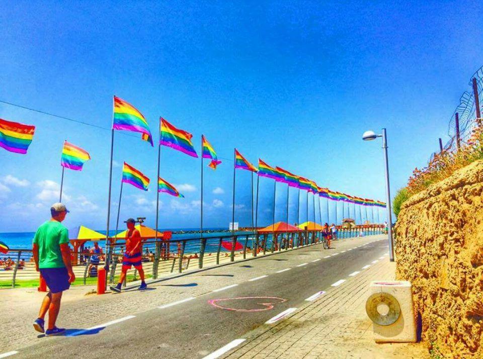 La scène gay d'Eilat