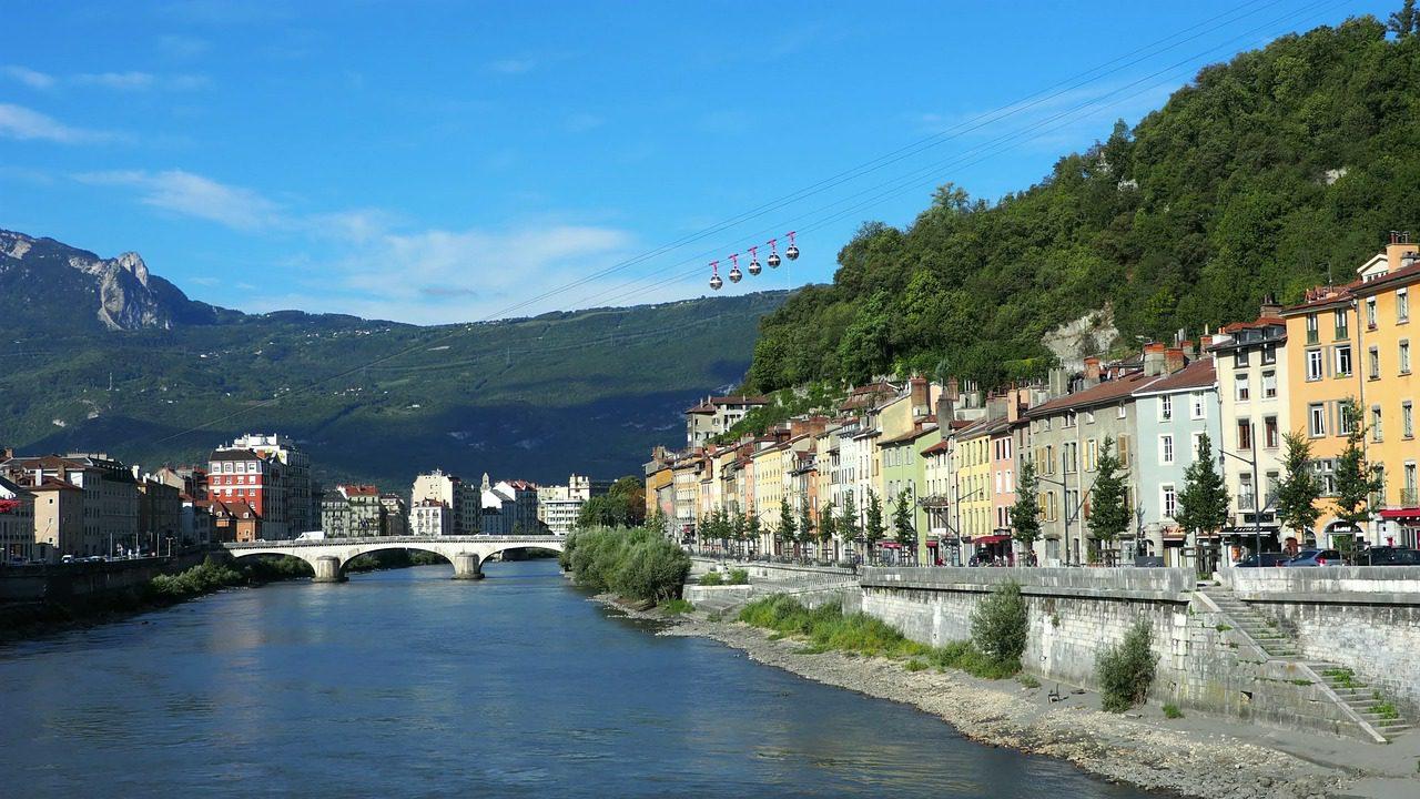 Visitez Grenoble