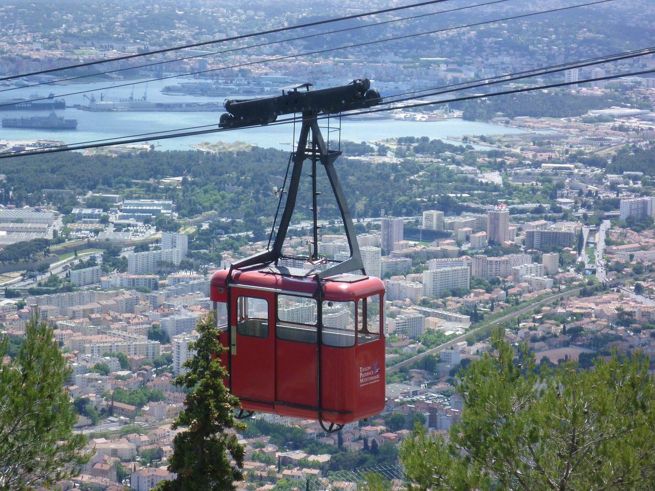 Visite de Toulon