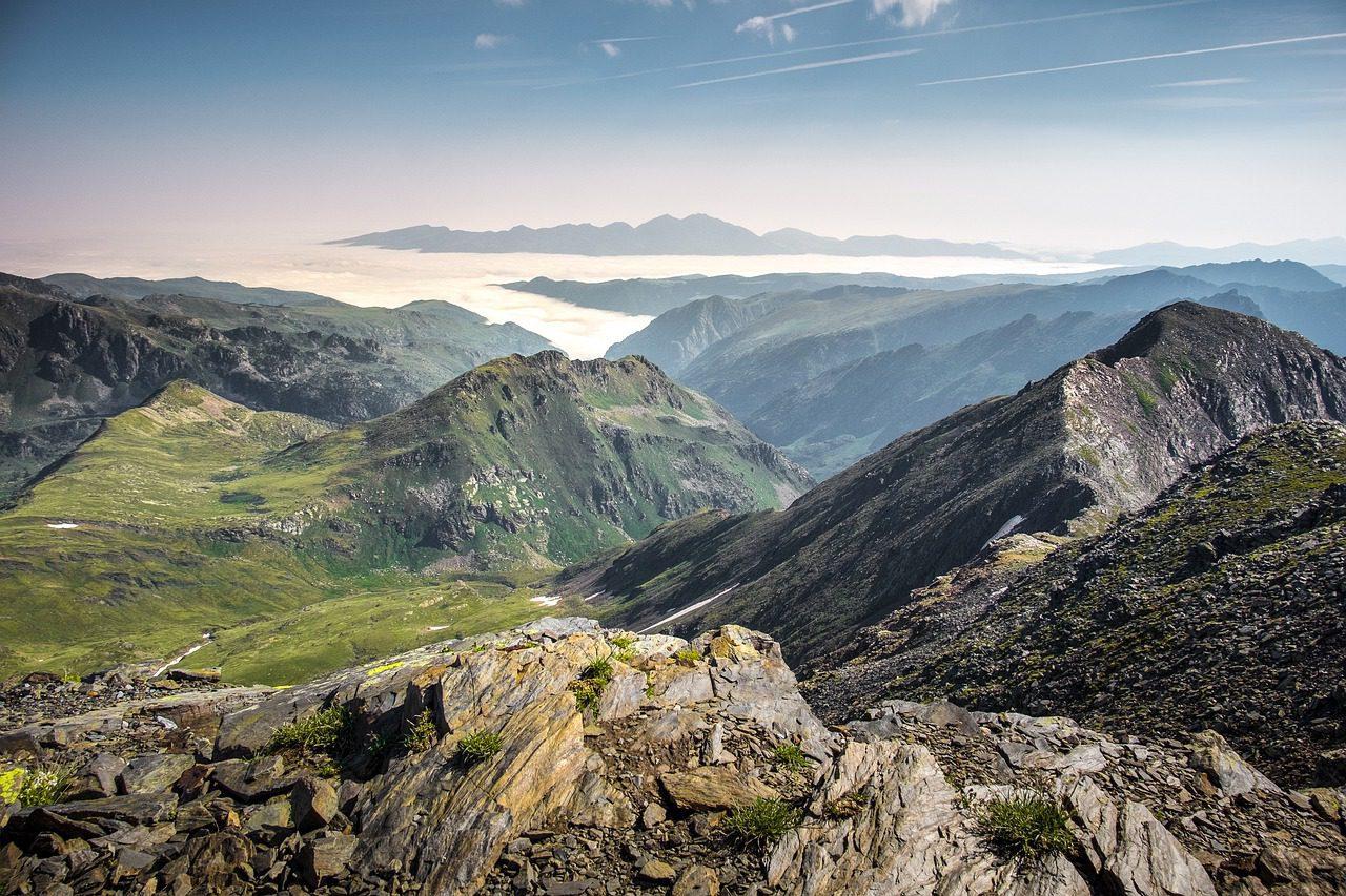 Andorre commence au port d'Envalira