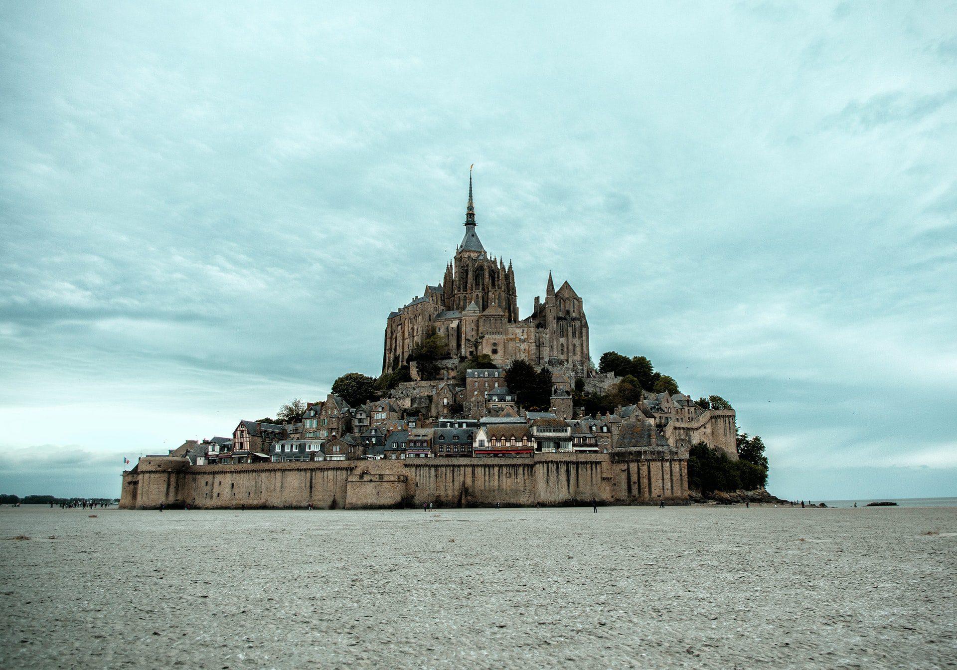 Les grandes marées du Mont-Saint-Michel