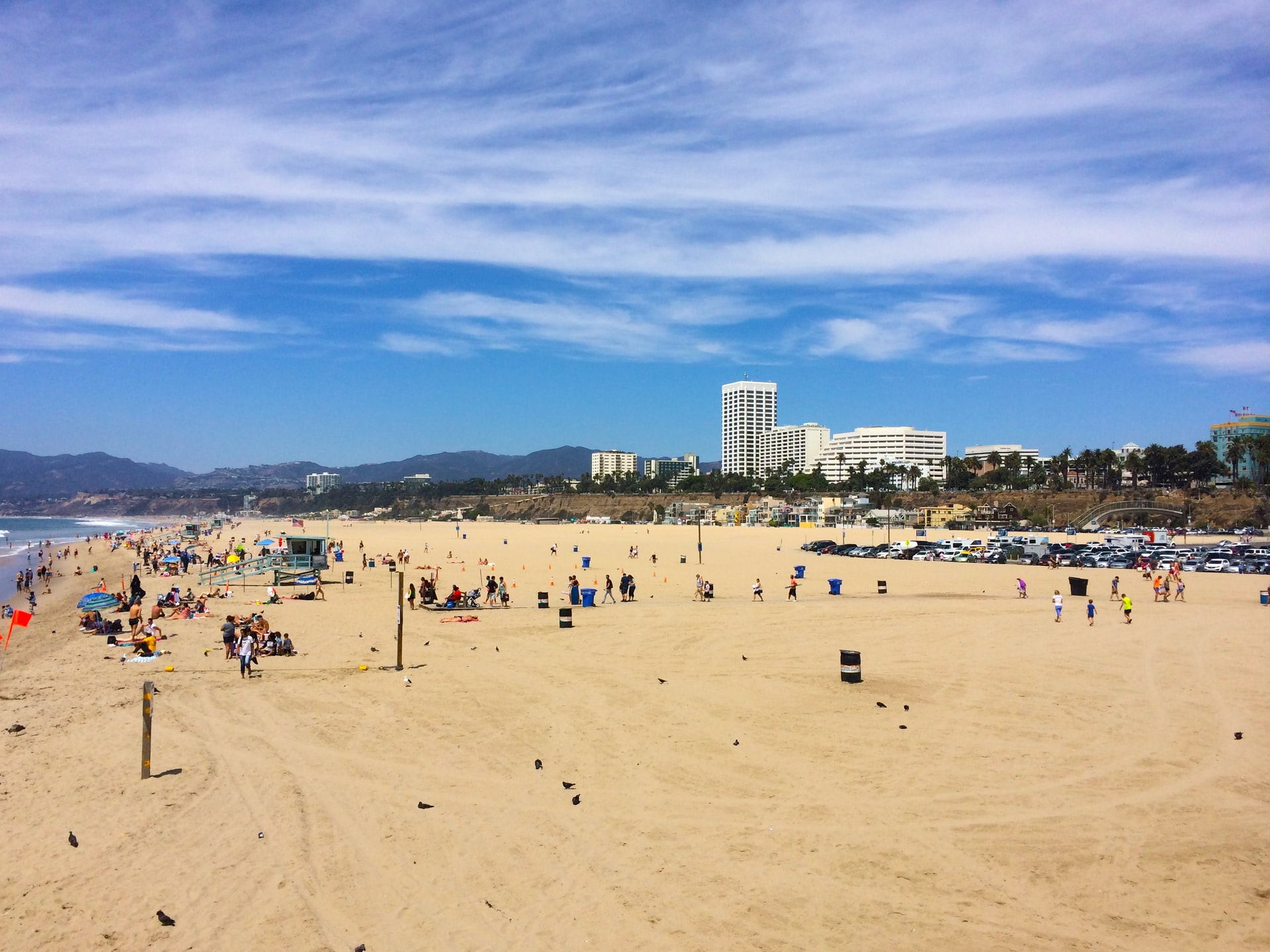 Plage gay de Los Angeles