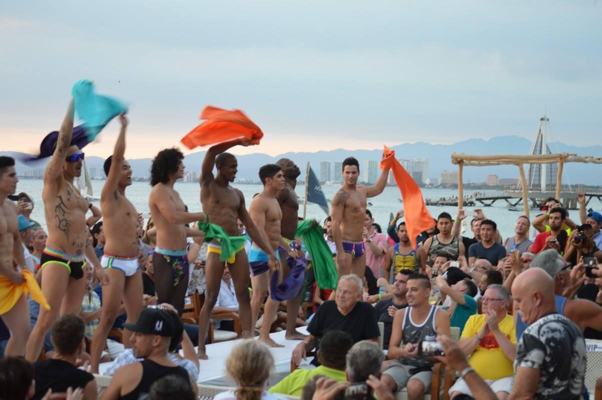 Plage gay de Puerto Vallarta