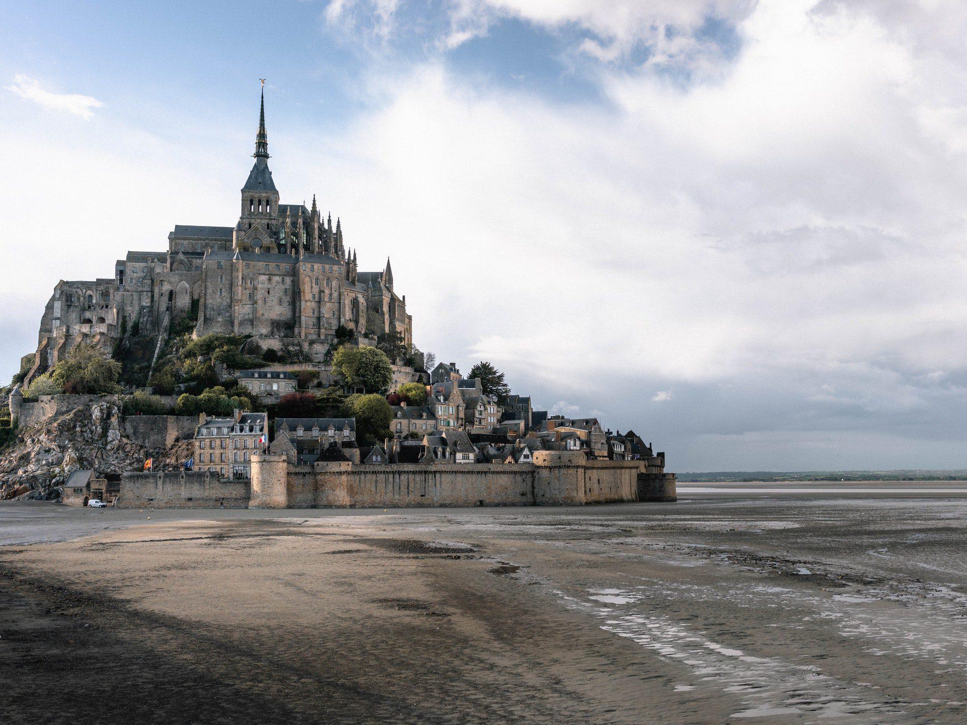Visite duMont-Saint-Michel