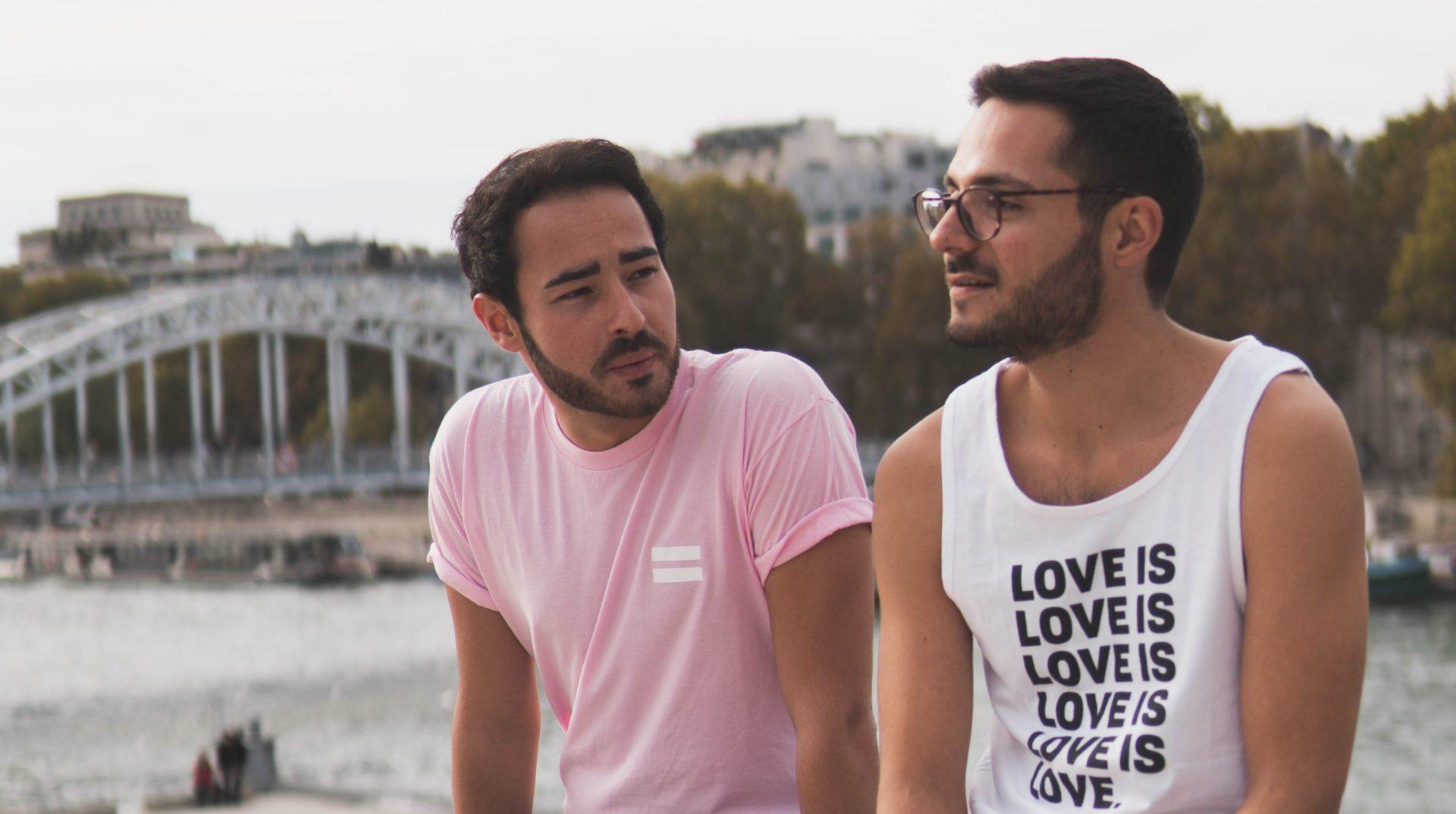 Amour gay à Paris