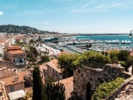 Cannes à du coeur