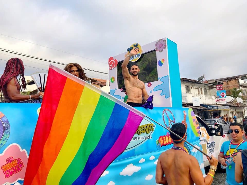 Gay Pride de Puerto Vallarta