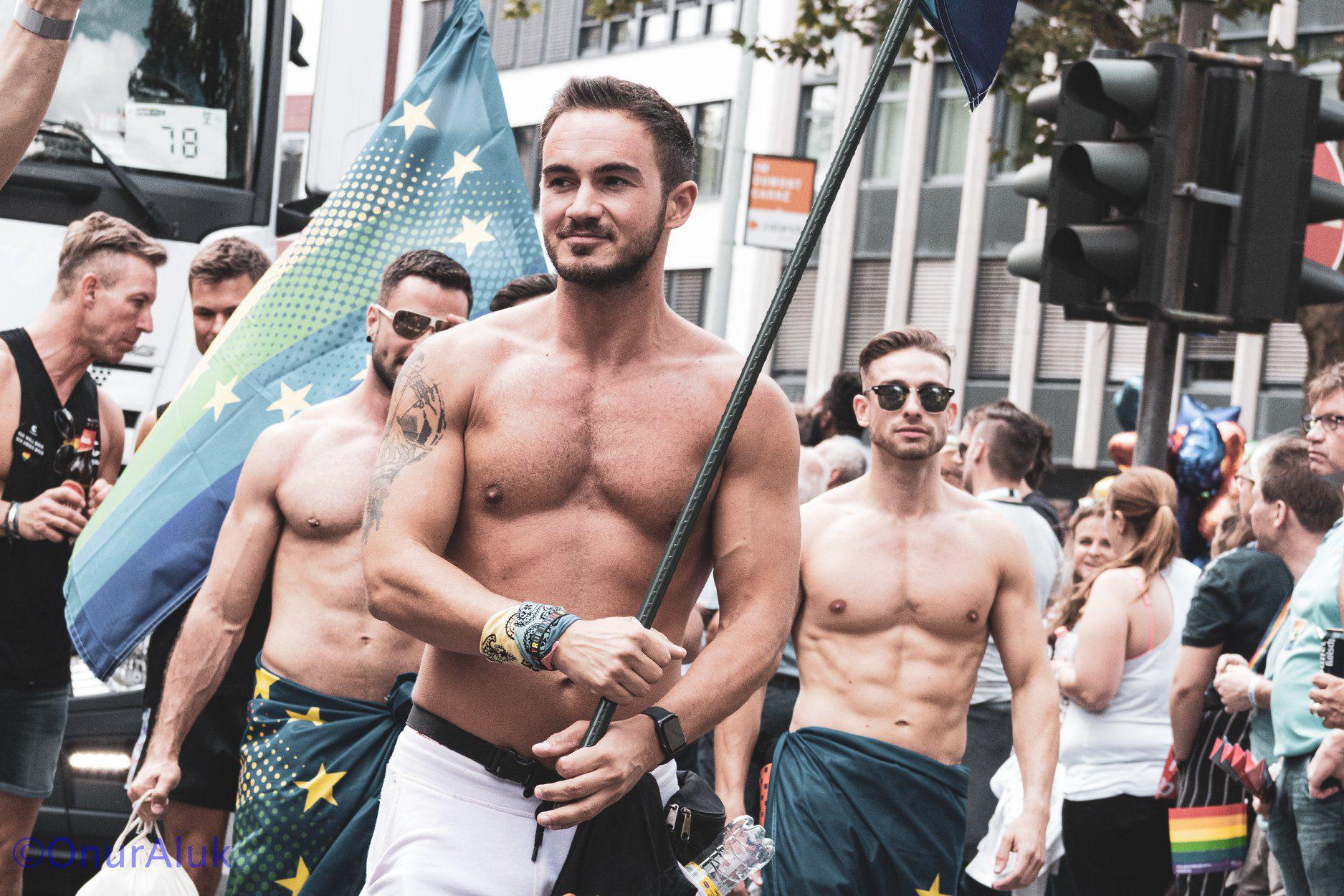 Une journée gay à Cologne