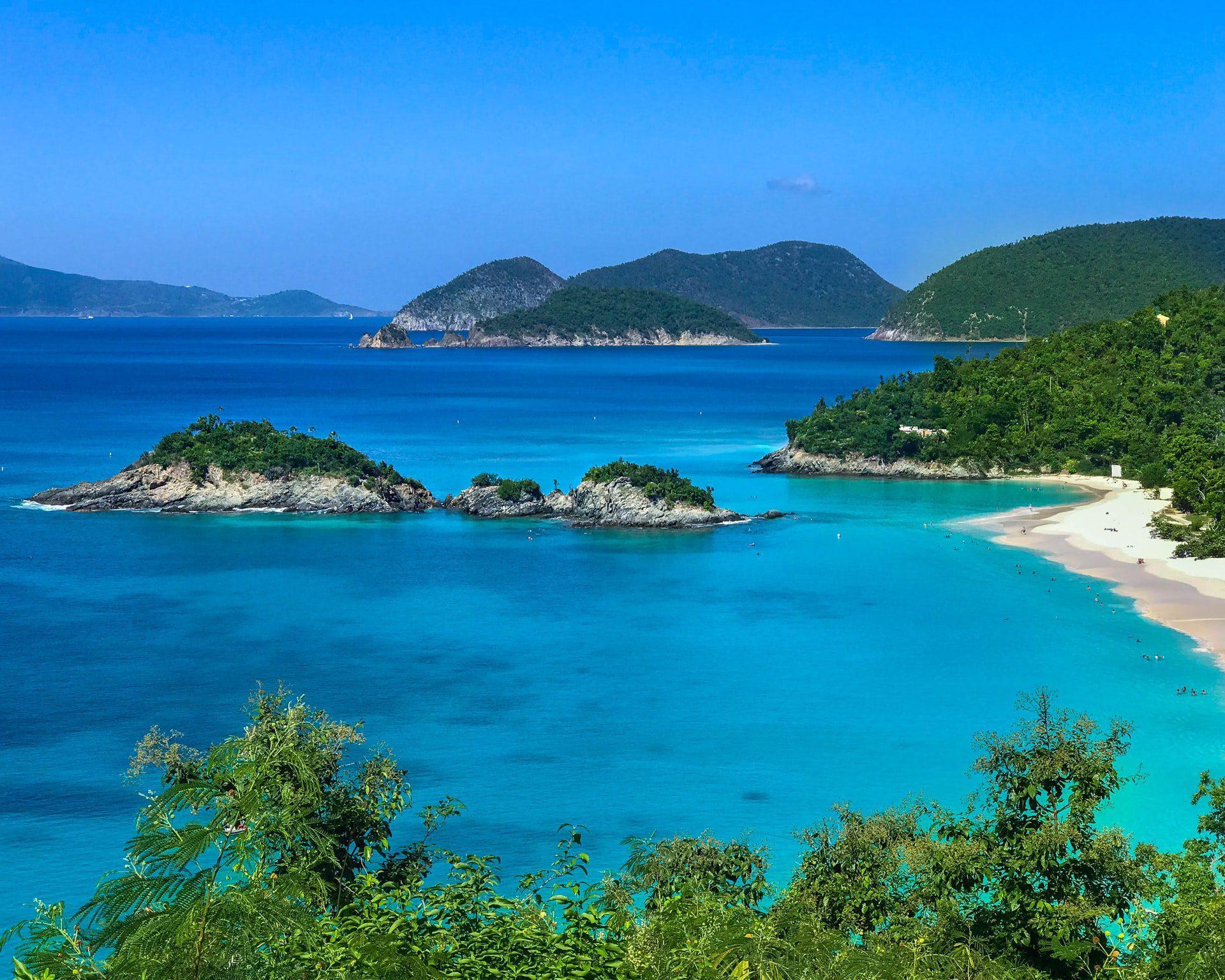 Découvrir les îles Vierges américaines