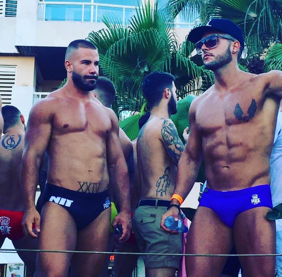 Plage gay d'Ibiza