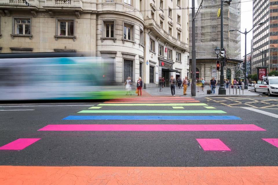 Quartier gay de Bilbao