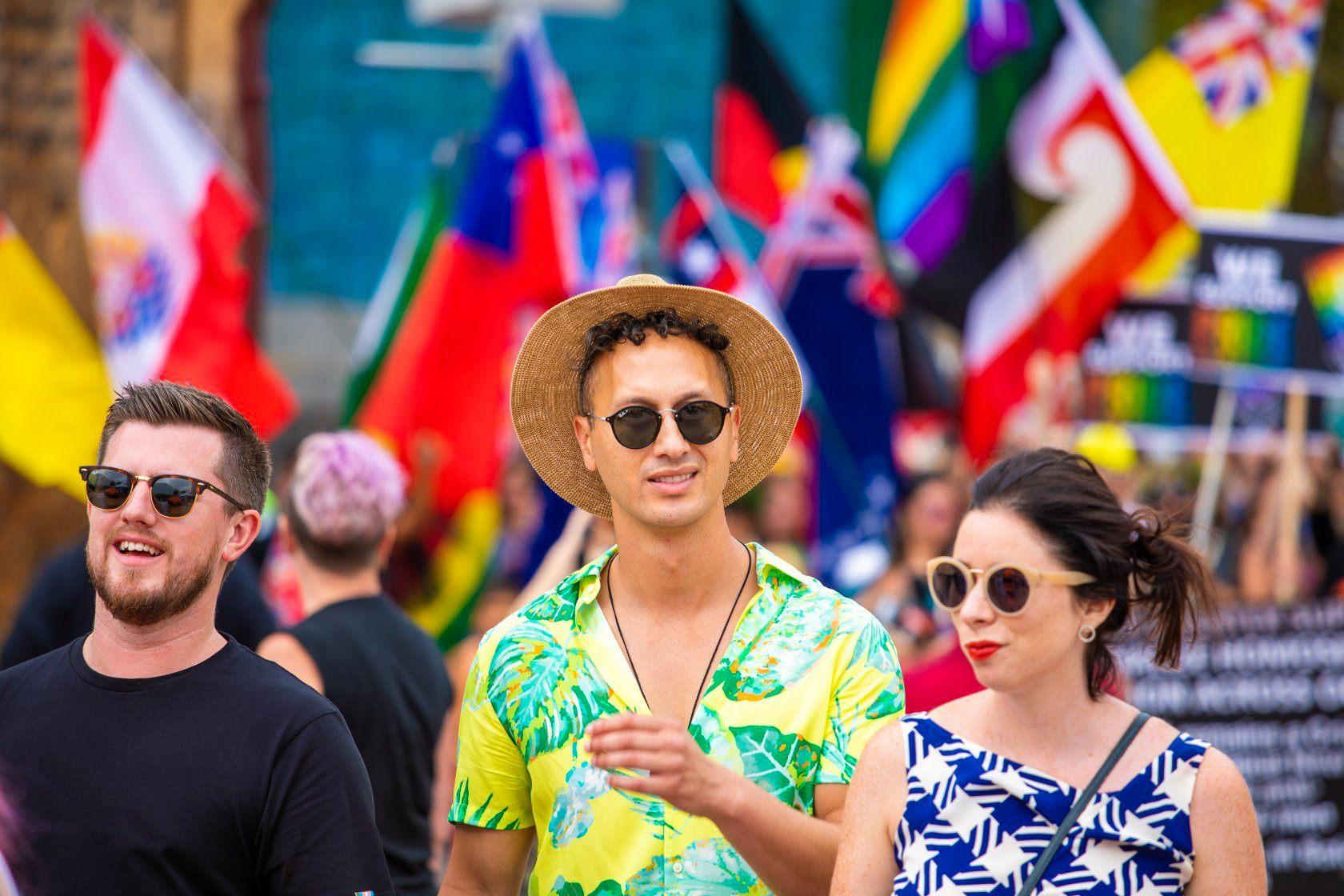 La scène gay d'Auckland