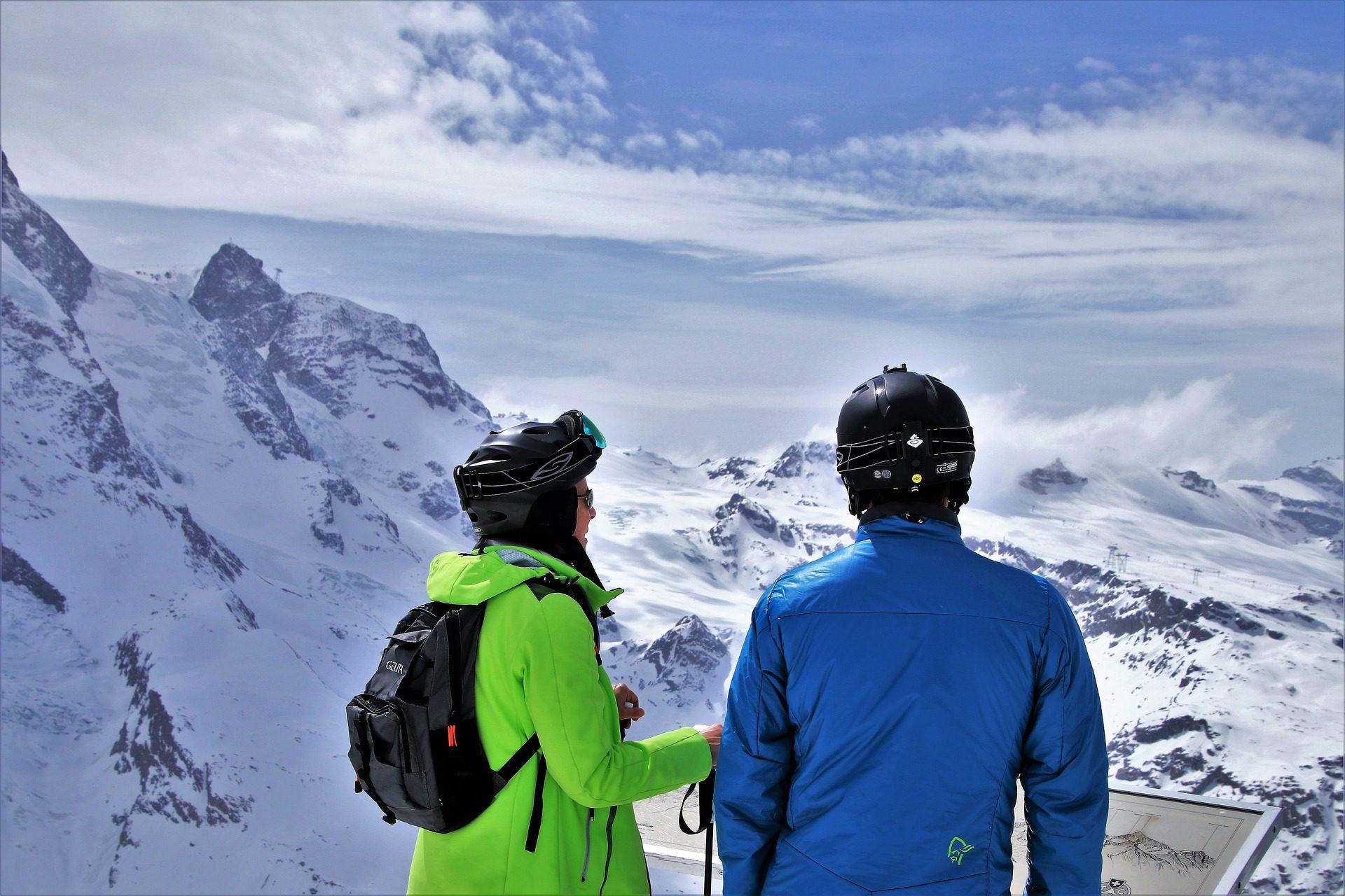 Ski à Zermatt