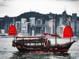 Les vacances à Hong Kong