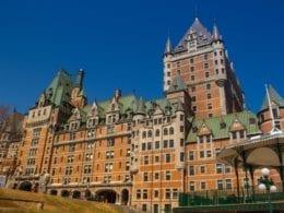 Une visite de la ville de Québec en 4 saisons