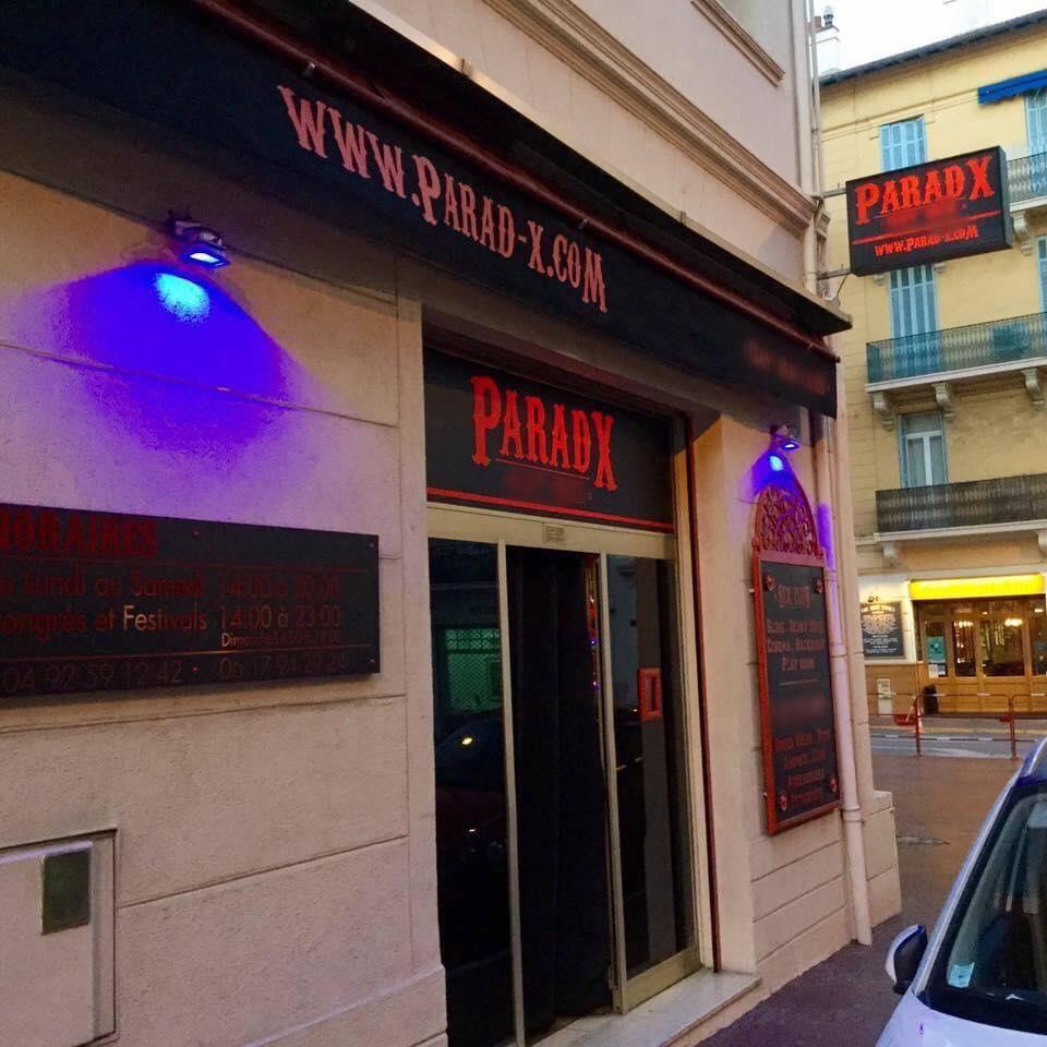ParadX Cannes