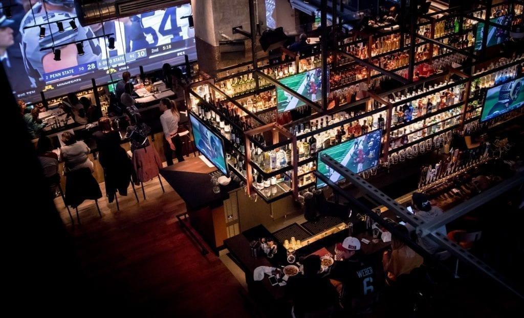 1909 Taverne Moderne Montréal