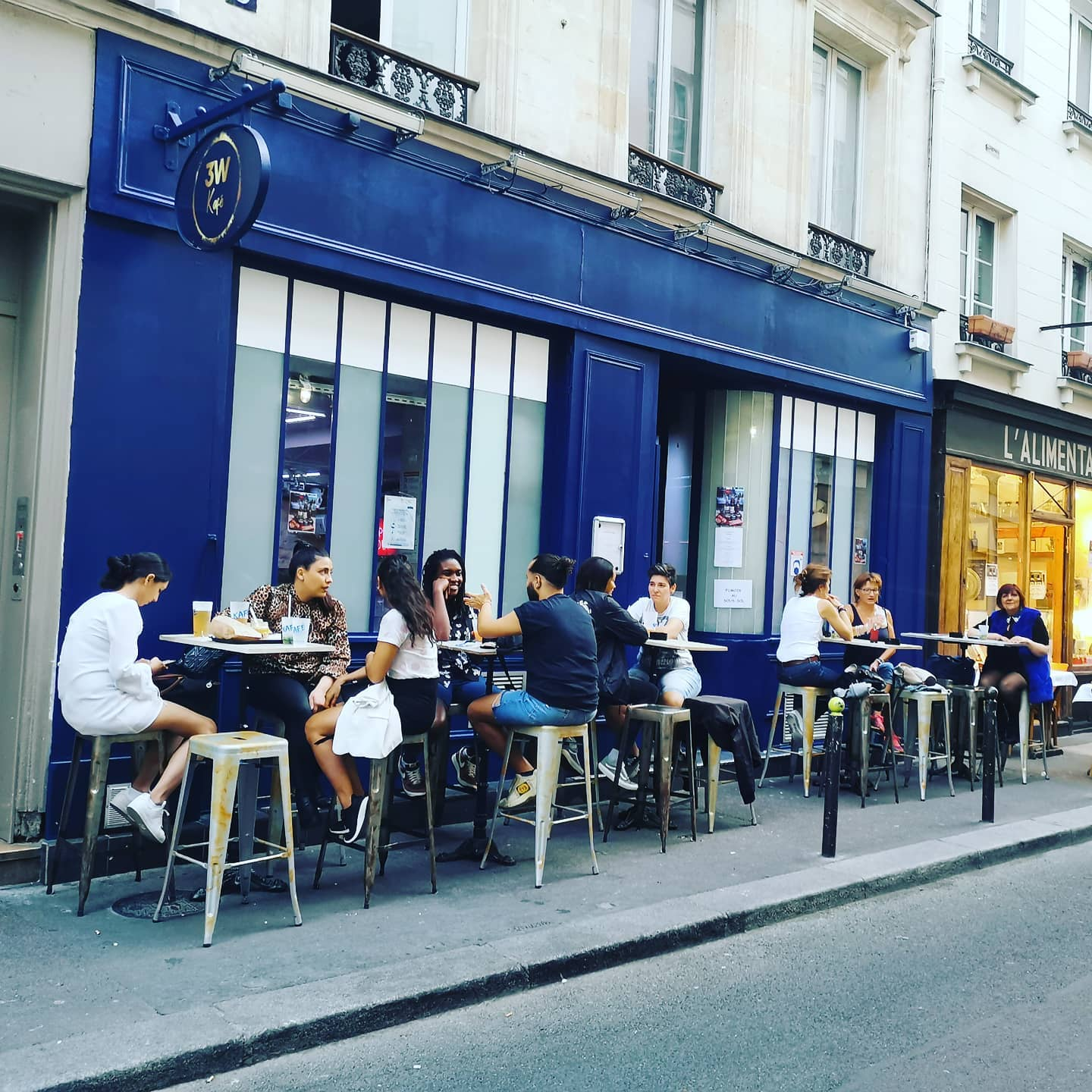 3W Kafé Paris