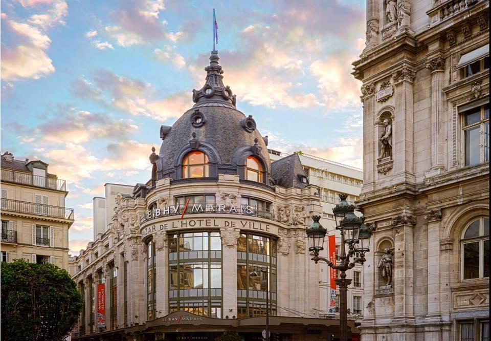BHV Homme Paris