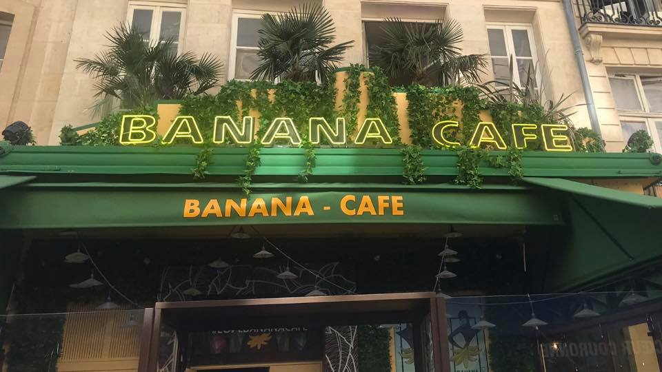 Banana Café Paris