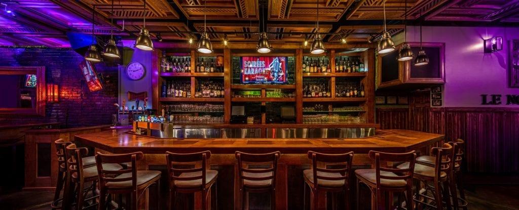 Bar Le Normandie Montréal