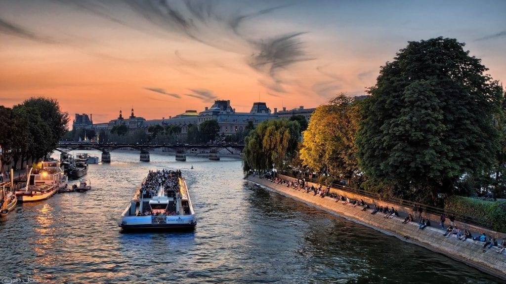 Bateaux Mouches Paris