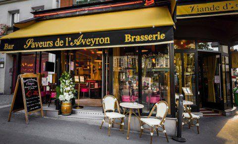 Bistrot des Vosges Paris