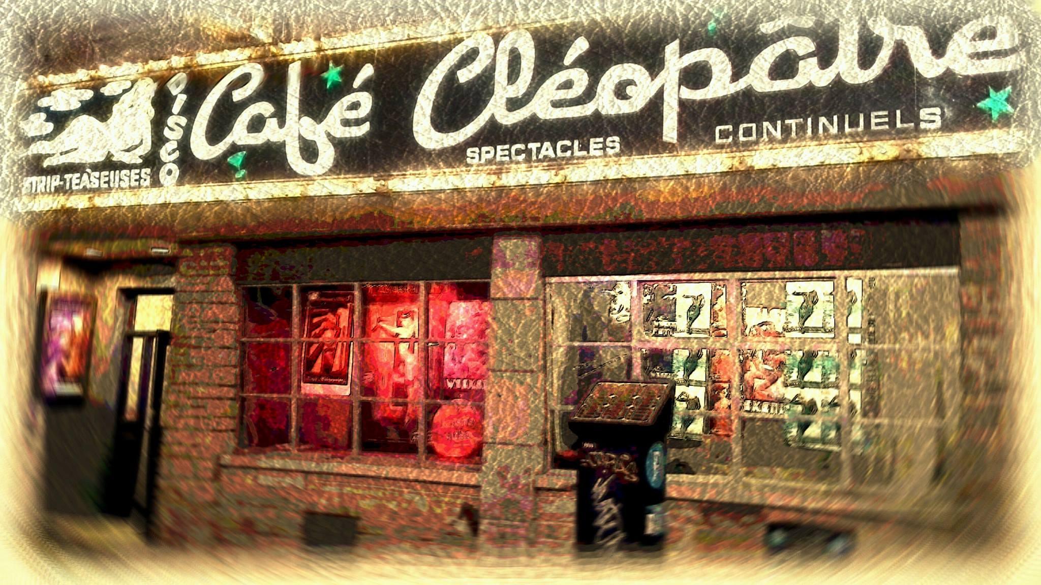 Café Cléopatra Montréal