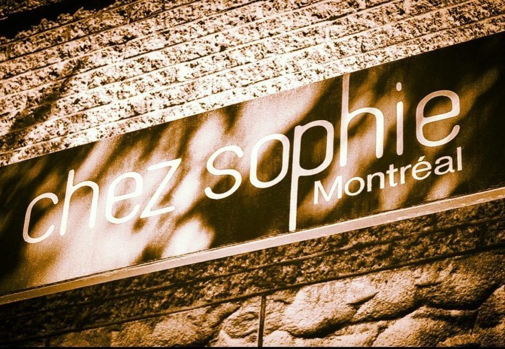 Chez Sophie Montréal