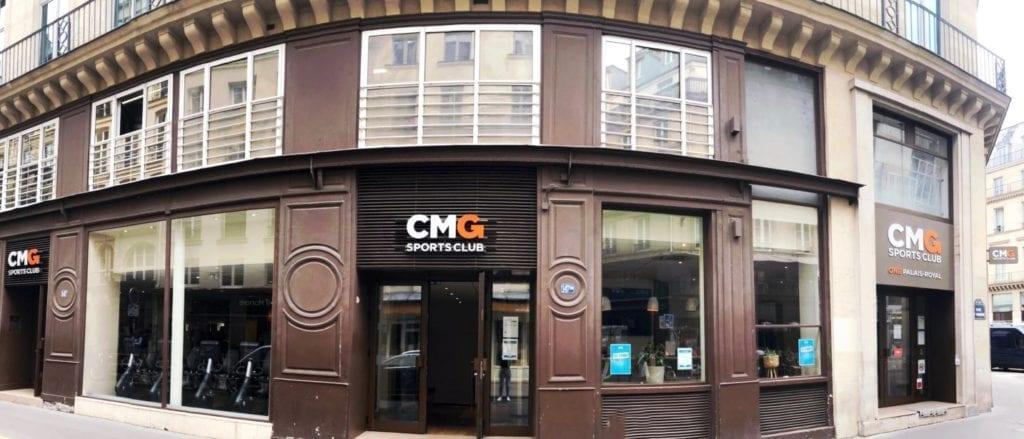 Club Med Gym Palais Royal Paris