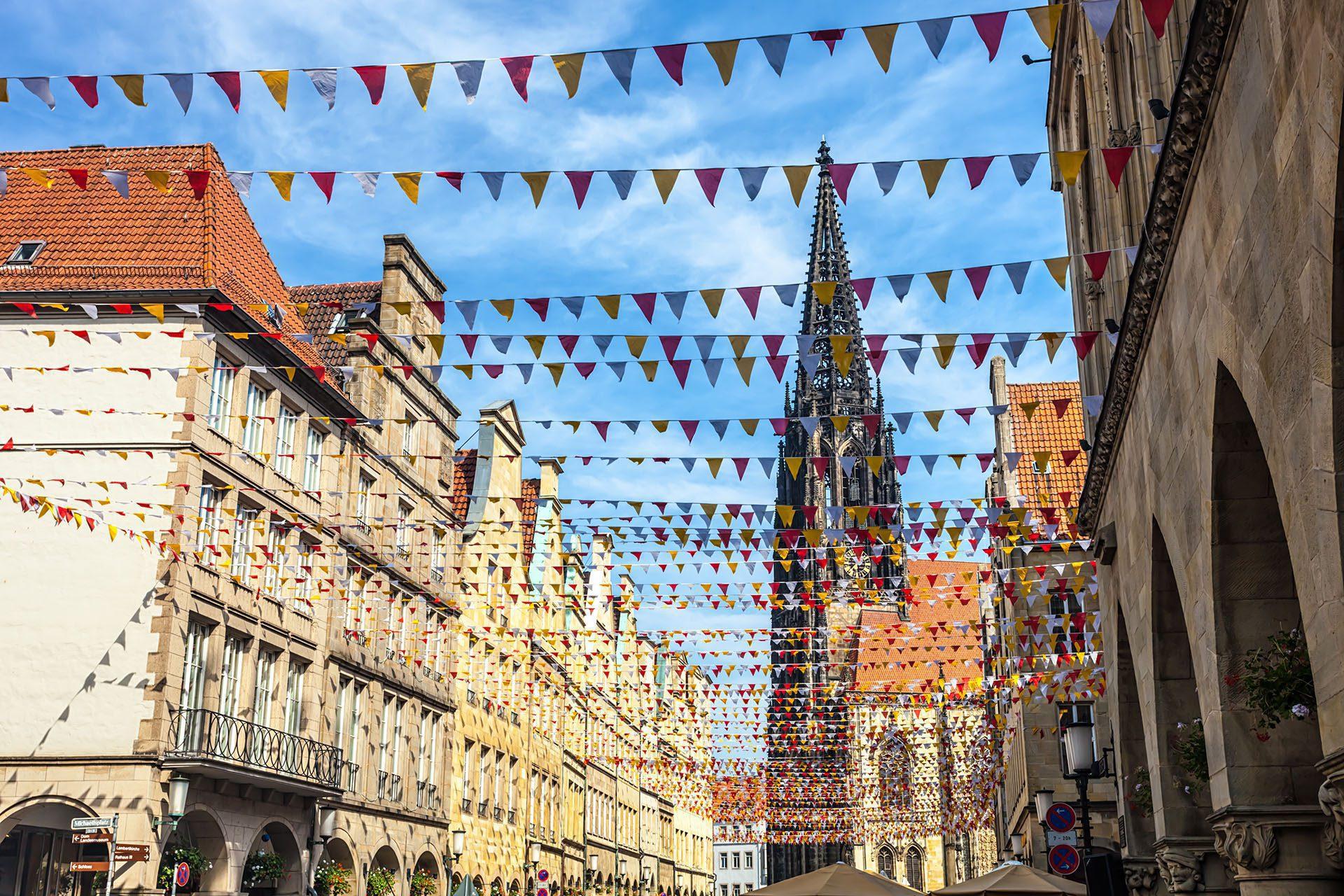 Destination Münster