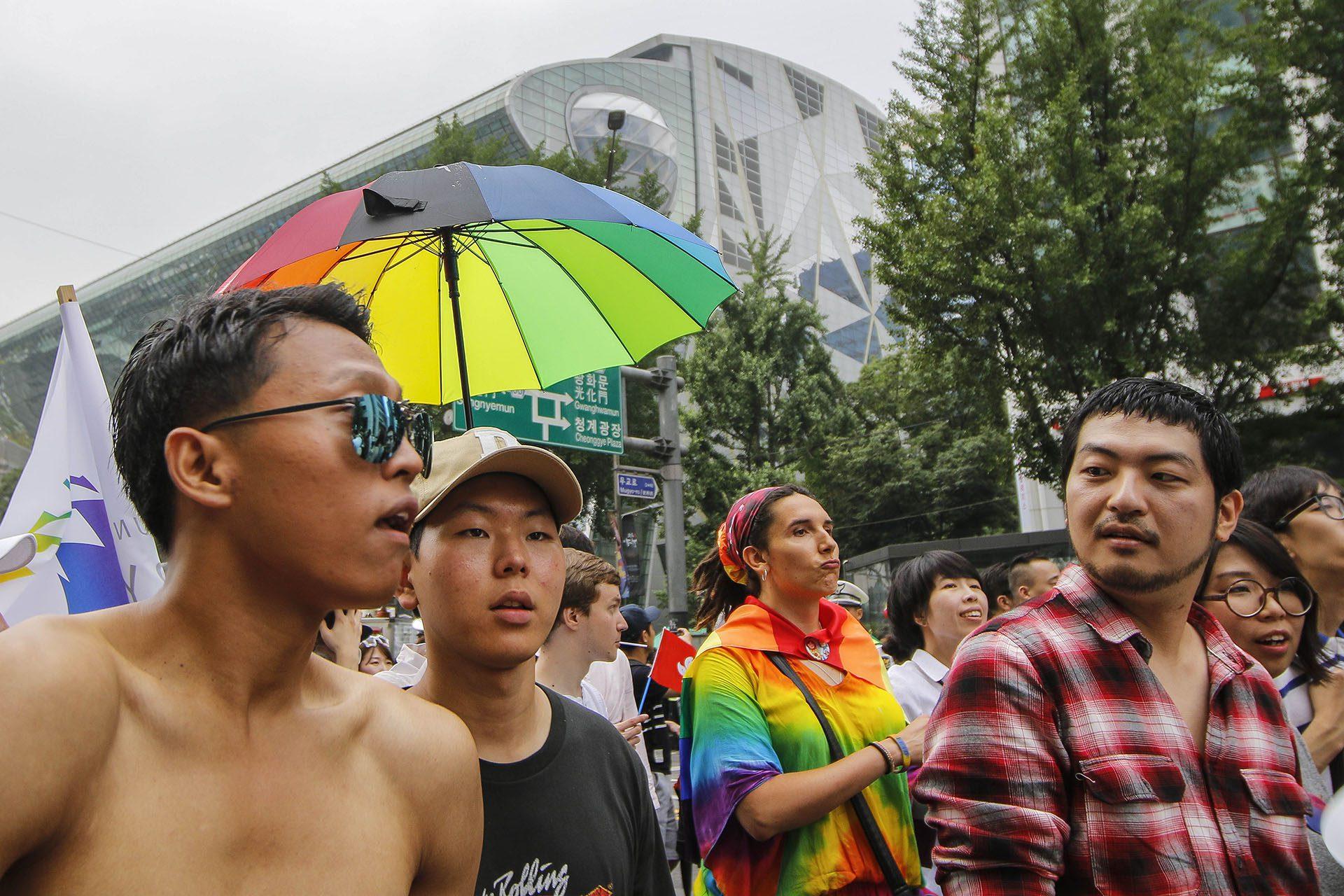 Gay Pride en Corée du Sud